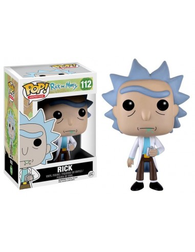 Funko Pop! Rick - Rick & Morty