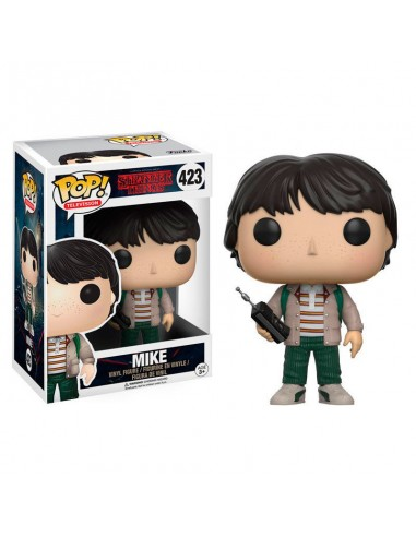 Funko Pop! Stranger Things Mike con...