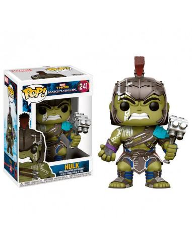 Funko Pop! Hulk Gladiador - Thor...