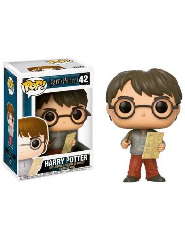 Funko Pop! Harry Potter con Mapa del...