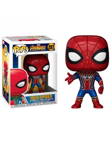 Funko Pop! Iron Spider - Marvel...