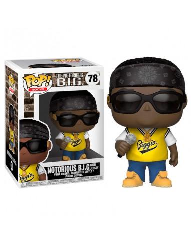 Funko Pop! Rocks Notorious B.I.G. con...