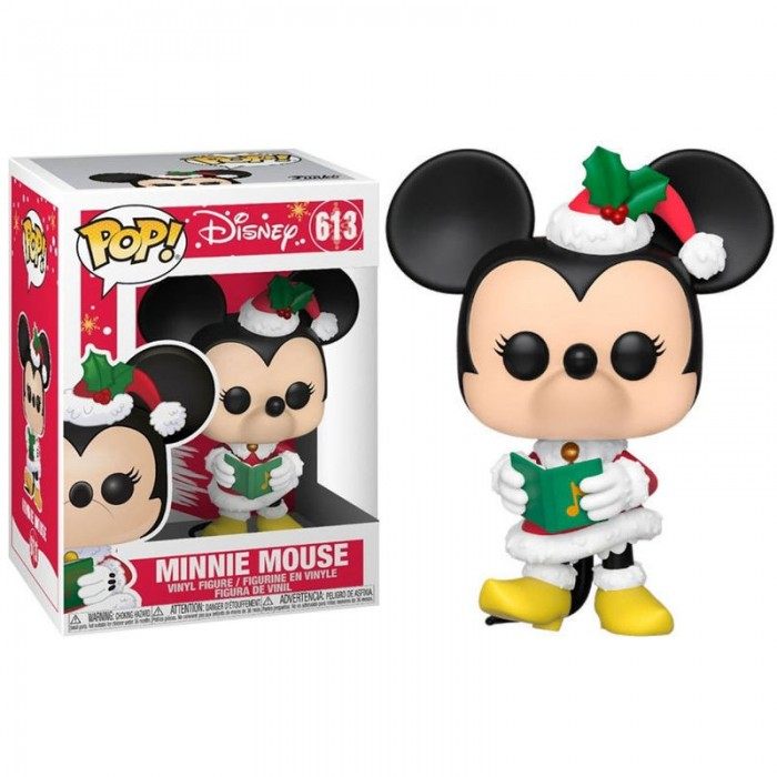 Funko Pop! Disney Minnie Mouse Navideño