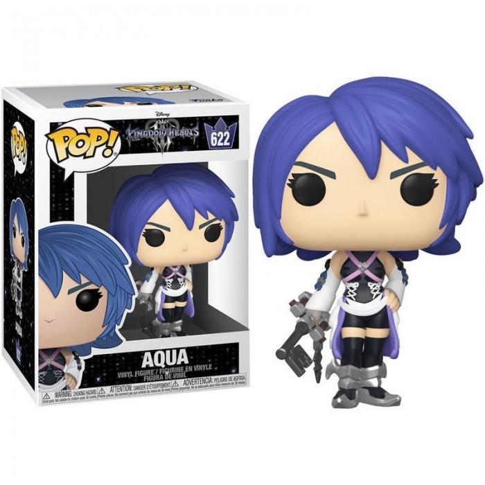 Funko Pop! Disney Kingdom Hearts 3 Aqua