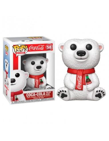 Funko Pop! Coca Cola Polar Bear