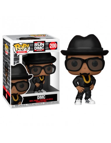 Funko Pop! Run DMC - DMC