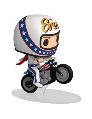 Funko Pop! Evel Knievel en Motocicleta