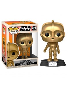 funko pop de C-3PO