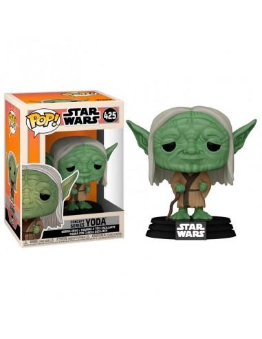 Funko Pop! Concept Series Yoda - Star...