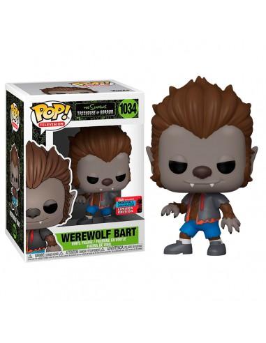 Funko Pop! The Simpsons Werewolf Bart...