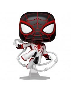 Funko Pop! Miles Morales T.R.A.C.K. Suit - Marvel Spiderman: Miles Morales