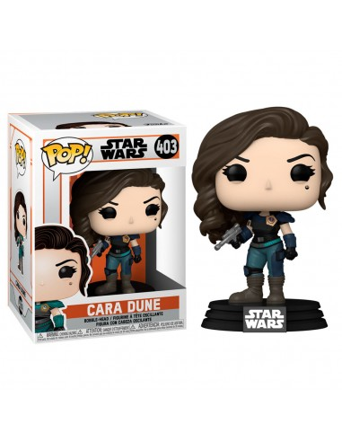 Funko Pop! Cara Dune - Star Wars The...