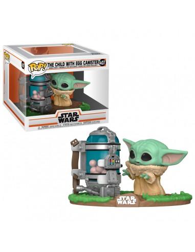 Funko Pop! Baby Yoda Child Egg...
