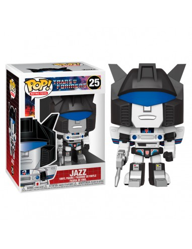 Funko Pop! Jazz - Transformers