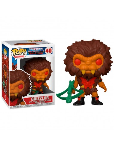 Funko Pop! Grizzlor - Masters del...