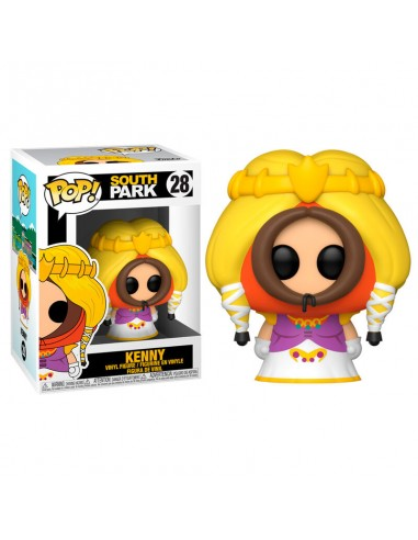 Funko Pop! South Park Princess Kenny