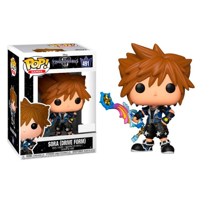 Funko Pop! Disney Kingdom Hearts 3...