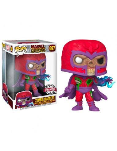 Funko Pop! Magneto 25cm - Marvel Zombies