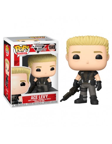 Funko Pop! Starship Troopers Ace Levy