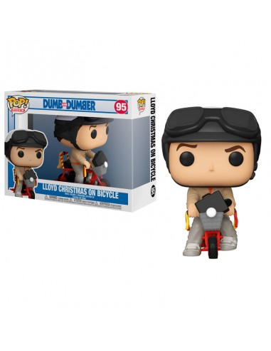 Funko Pop! Lloyd con Bicycle - Dos...