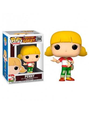 Funko Pop! Inspector Gadget Penny