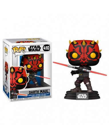 Funko Pop! Star Wars Clone Wars Darth...