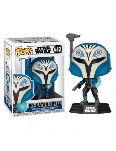 Funko Pop! Star Wars Clone Wars Bo-Katan
