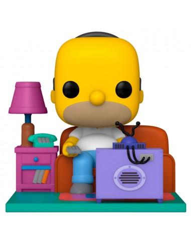 Funko Pop! Homer viendo la TV - Simpsons