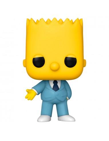 Funko Pop! Mafia Bart - Simpsons