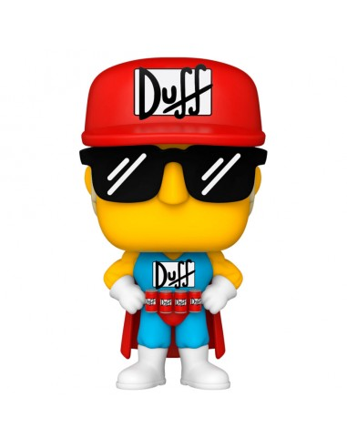 Funko Pop! Duffman - Simpsons