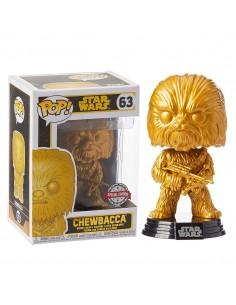 funko pop de chewbacca exclusivo