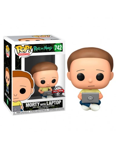 Funko Pop! Rick and Morty - Morty con...