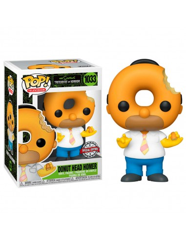 Funko Pop! Simpsons Donut Head Homer...