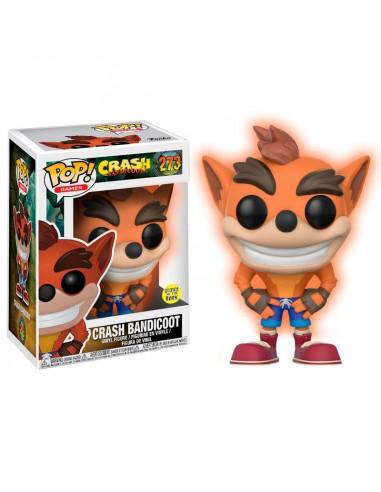 Funko Pop! Crash Bandicoot Exclusivo