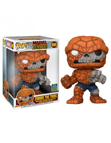 "Funko Pop! Marvel Zombies ""La cosa""..."