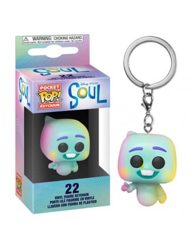 Llavero Pocket Pop! Disney Pixar Soul