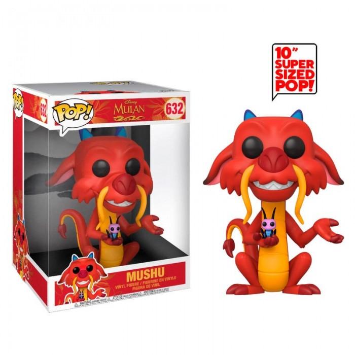 Funko Pop! Disney Mushu 25cm - Mulan