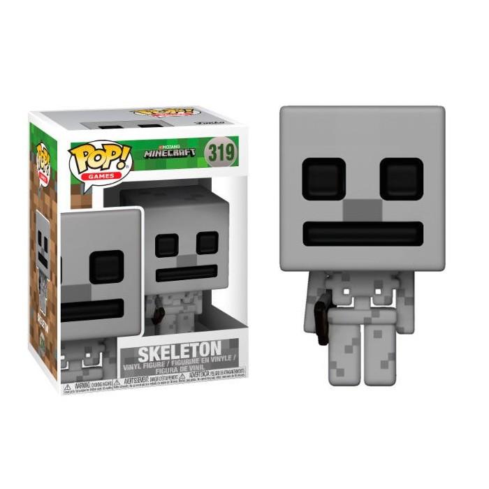 Funko Pop! Minecraft Skeleton
