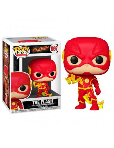 Funko Pop! The Flash - The Flash - DC...
