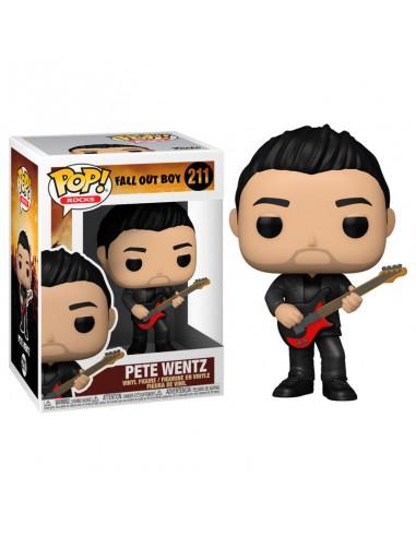 Funko Pop! Pete Wentz - Música
