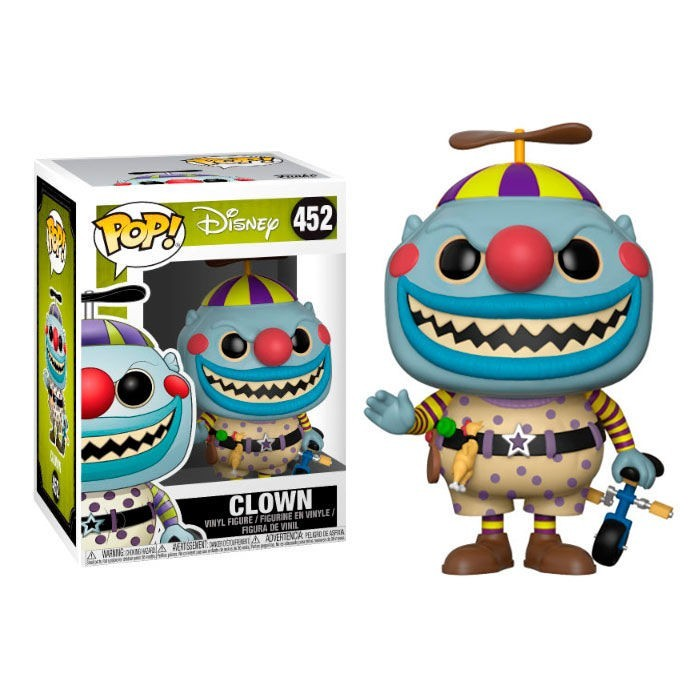 Funko Pop! Disney Pesadilla Antes de...