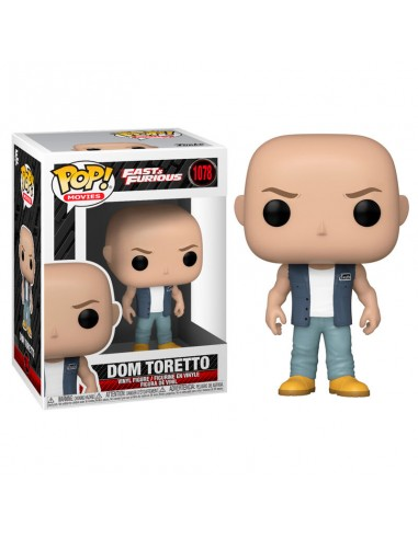 Funko Pop! Dominic - Fast And Furious