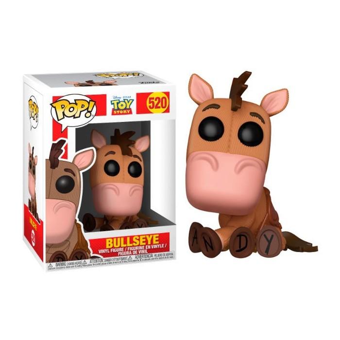 Funko Pop! Disney Pixar Bullseye -...