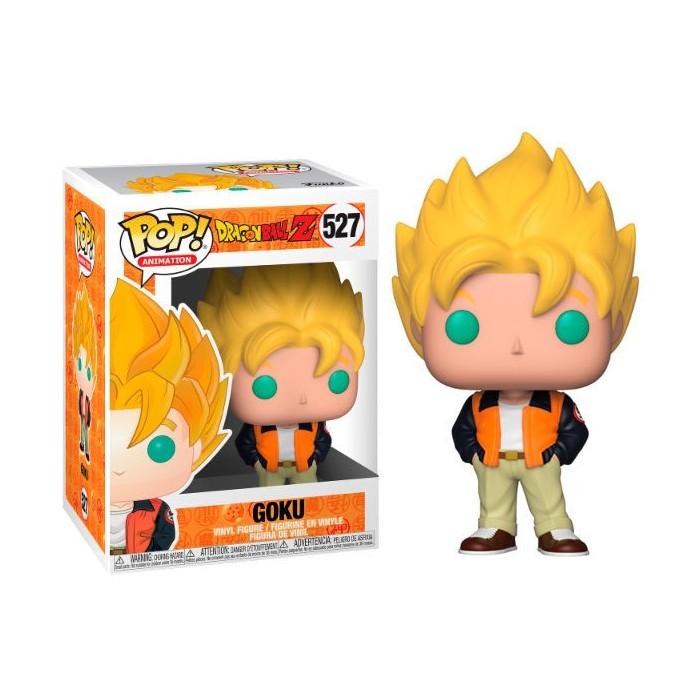 Funko Pop! Dragon Ball Z Casual Goku...