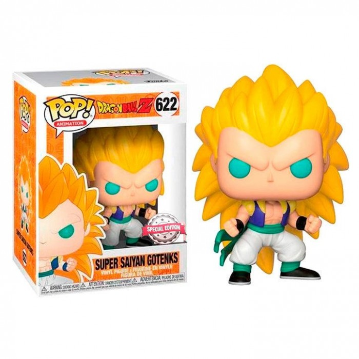 Funko Pop! Dragon Ball Z Gotenks...