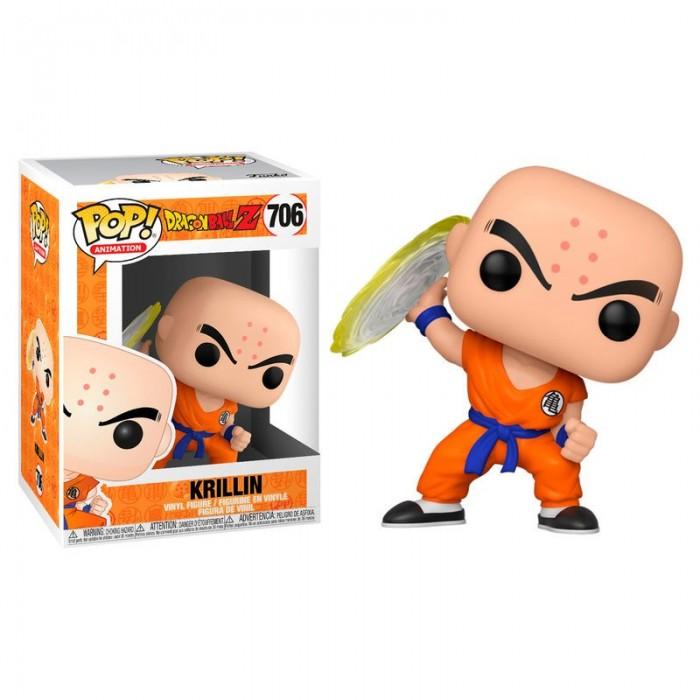 Funko Pop! Dragon Ball Z Krillin con...