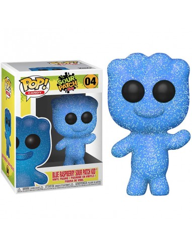 Funko Pop! Sour Patch Kid Blue Raspberry