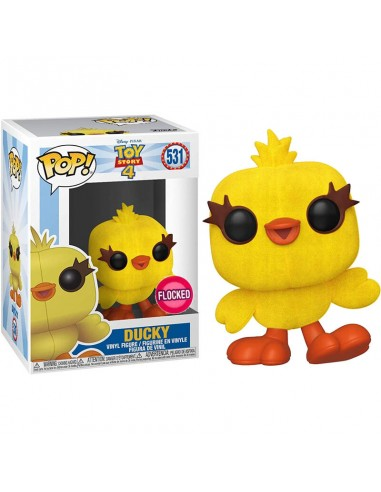Funko Pop! Disney Toy Story 4 Ducky...
