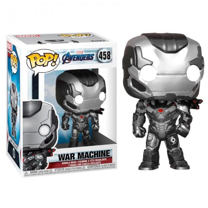 Funko Pop! Máquina de Guerra - Marvel...