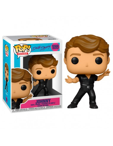 Funko Pop! Johnny Baile Final - Dirty...